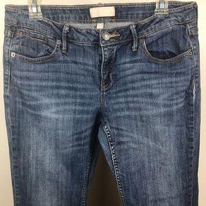Banana Republic Jeans - Banana republic boot cut fit short jeans 30/10